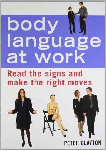9788187108849: Body Language At Work