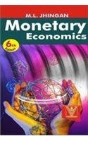 Monetary Economics: Jhingam M. L.