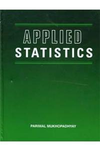 9788187134381: Applied Statistics