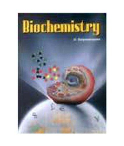 Biochemistry: Satyanarayana U,Dr U