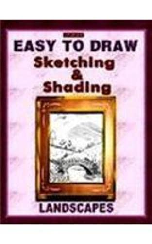 EASY TO DRAW SKETCHING & SHADING -: KUMAR, KESHAW