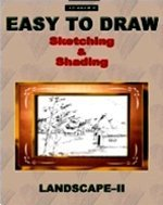 Easy To Draw Sketching & Shading : KUMAR, KESHAW