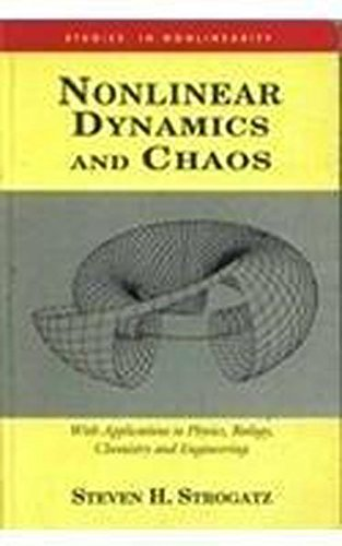 9788187169857: Nonlinear Dynamics and Chaos