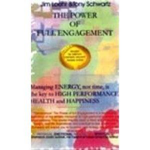 9788187226970: The Power of Full Engagement