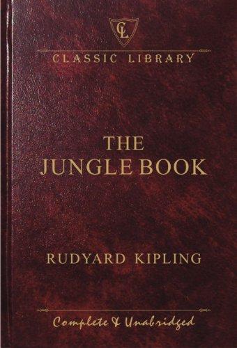 9788187288015: Jungle Book (Classic Library)