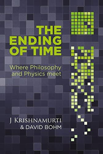 9788187326168: Krishnamurti Foundation India The Ending Of Time