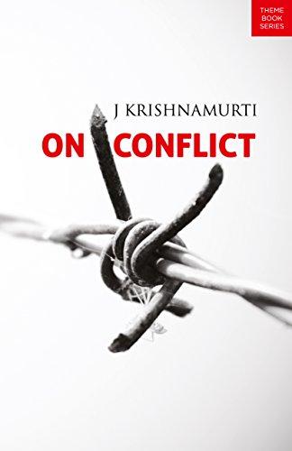 9788187326618: Krishnamurti Foundation India On Conflict
