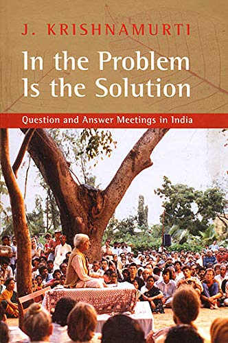 9788187326694: ?In The Problem Is The Solution