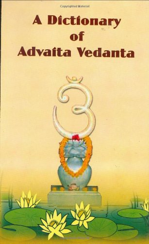 A Dictionary of Advaita Vedanta: Nirod Baran Chakraborty