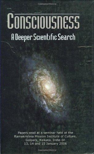 9788187332510: Consciousness: A Deeper Scientific Search
