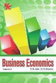 9788187344520: Business Economics
