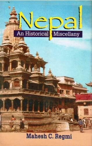 9788187392279: Nepal: An Historical Miscellany