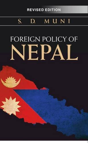 9788187393344: Foreign Policy of Nepal