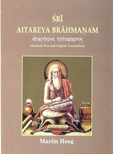 Sri Aitareya Brahmanam (2 Vols. Set): Martin Hung, Re-Ed. by S. Jain