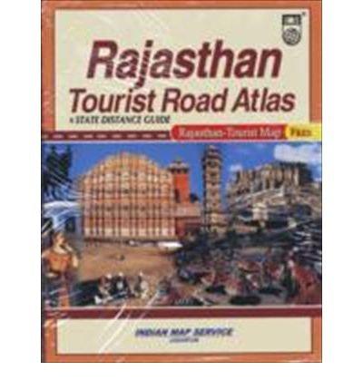 9788187460299: Rajasthan- a Road Atlas