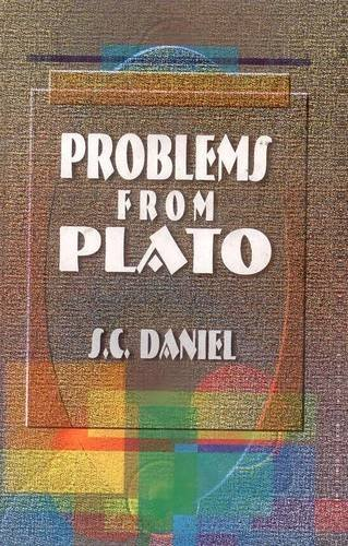 Problems from Plato: S.C. Daniel