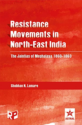 Resistance Movements in North-East India: N. Lamare Shobhan