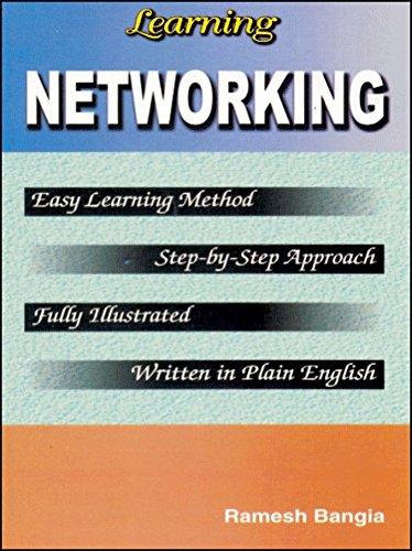 Learning Networking: Ramesh Bangia