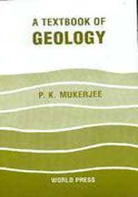 9788187567547: Textbook of Geology