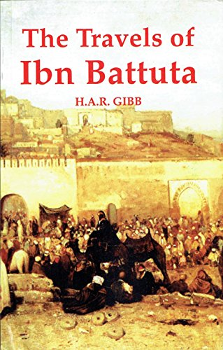 9788187570561: The Travels of Ibn Battuta
