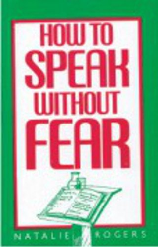 9788187572374: How to Speak Without Fear