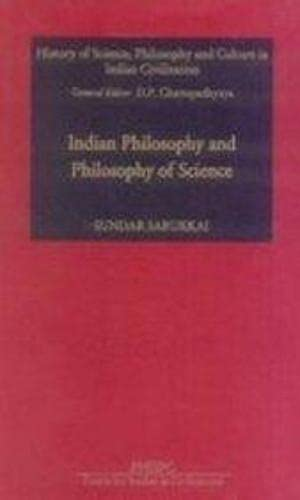 9788187586227: Indian Philosophy and Philosophy of Science