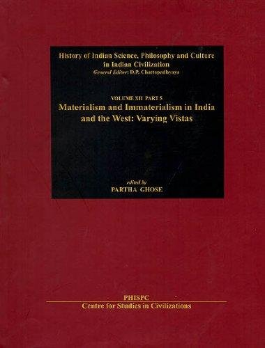 History of Science Philosophy and Culture in: Edited by Partha