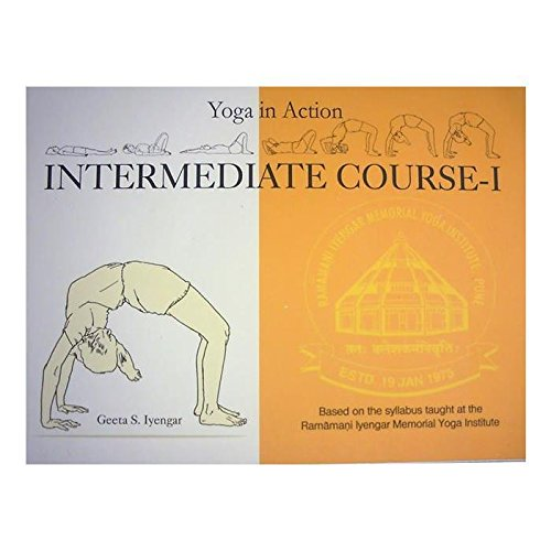 9788187603221: Yoga in Action Intermediate Course - I