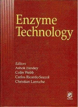 9788187680123: Enzyme Technology