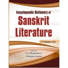 9788187746843: Encyclopaedic Dictionary of Sanskrit Literature