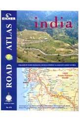 9788187780311: India Road Atlas