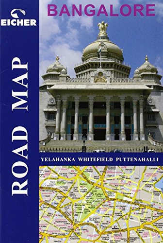 Eicher Road Map: Bangalore: Limited, Eicher Goodearth