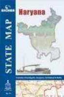 9788187780595: Haryana State Map