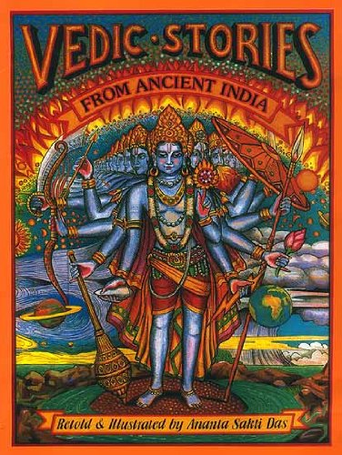 9788187812791: Vedic Stories From Ancient India (Written for young readers)