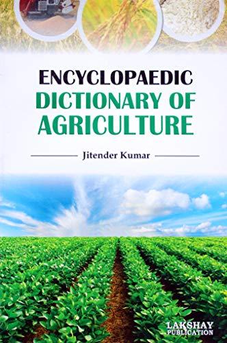 Encyclopaedic Dictionary of Agriculture (PB): Kumar, Jitender ed