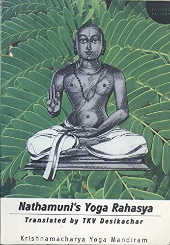 9788187847182: Nathamuni's Yoga Rahasya - Revised 2nd Edition