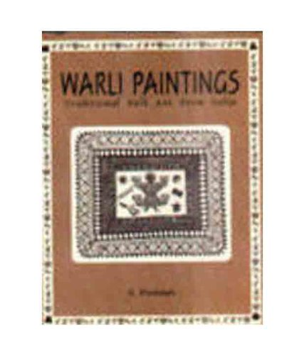 9788187853244: Warli paintings: Traditional folk art from India