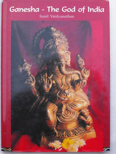 9788187853466: Ganesha: The God of India