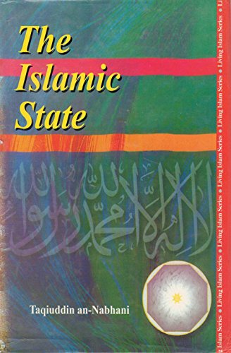 Islamic State: Taqiuddin an-Nabhani