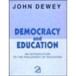 9788187879176: Democracy and Education: An Introduction to the Philosophy of Education