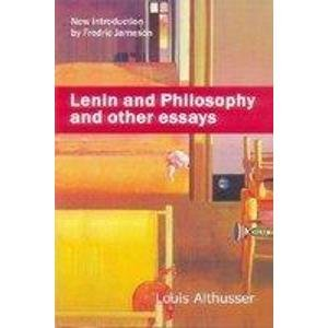 lenin and philosophy essay Lenin and philosophy and other essays (modern reader, pb-213) by althusser, louis and a great selection of similar used, new and collectible books available now at abebookscom.