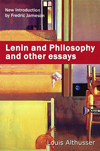 9788187879862: Lenin and Philosophy and Other Essays