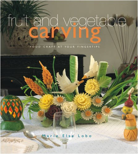 9788187902263: Fruit and Vegetable Carving