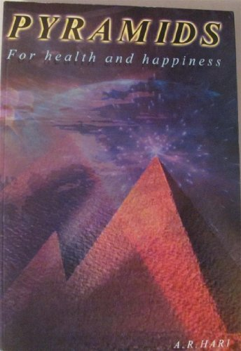 9788187919025: Pyramids for Health and Happiness