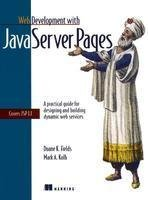 9788187940050: Web Development With Java Server Pages