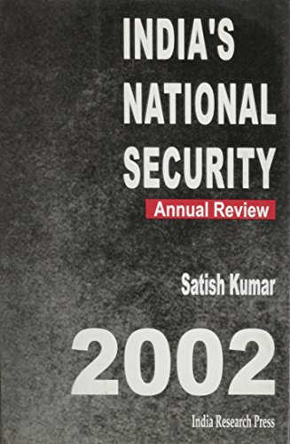 India's National Security: Annual Review 2002: Satish Kumar