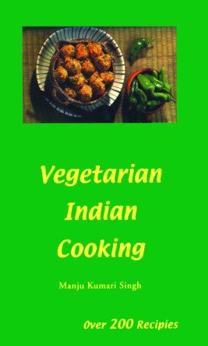 9788187943242: Vegetarian Indian Cooking