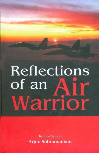9788187966722: Reflections of an Air Warrior