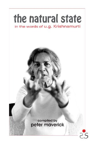 9788187967774: The Natural State, In the Words of U.G. Krishnamurti