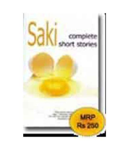 9788187981893: Saki: The Complete Short Stories